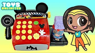 Mickey Mouse & the Roadster Racers CASH REGISTER
