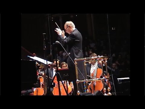 Royal Albert Hall: ENNIO MORRICONE 75th BIRTHDAY CONCERT {Part 1}