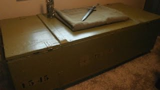 Mosin Crate Table Project