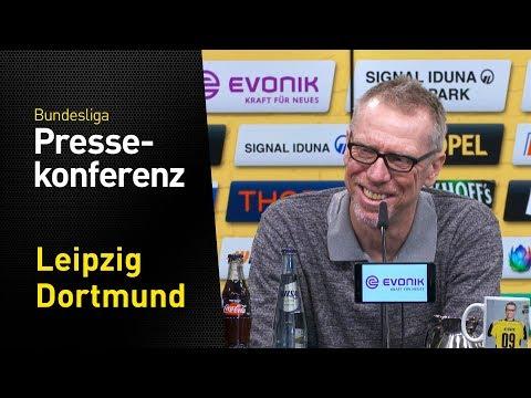 Pressekonferenz vor dem Spiel in Leipzig | Leipzig - BVB