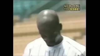阪神タイガース 懐かしの助っ人外人 ダネル・コールズ 1997年