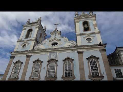 The Black Church in Salvador, Bahia - Brazil Tour July 2017