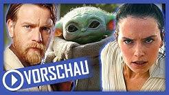 Star Wars: So sieht die Zukunft nach Episode 9 aus | Star Wars Filme und Star Wars Serien