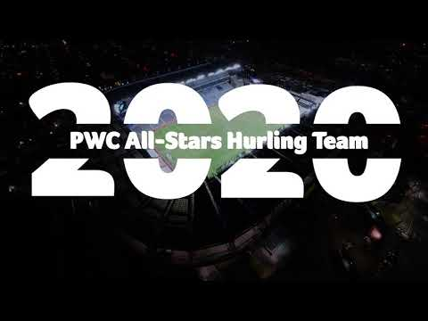 2020 PwC All-Star Hurling Team