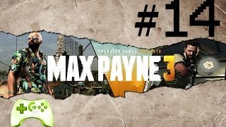 Max Payne 3 Oynuyoruz #14 - ( Çin Malı Silah )