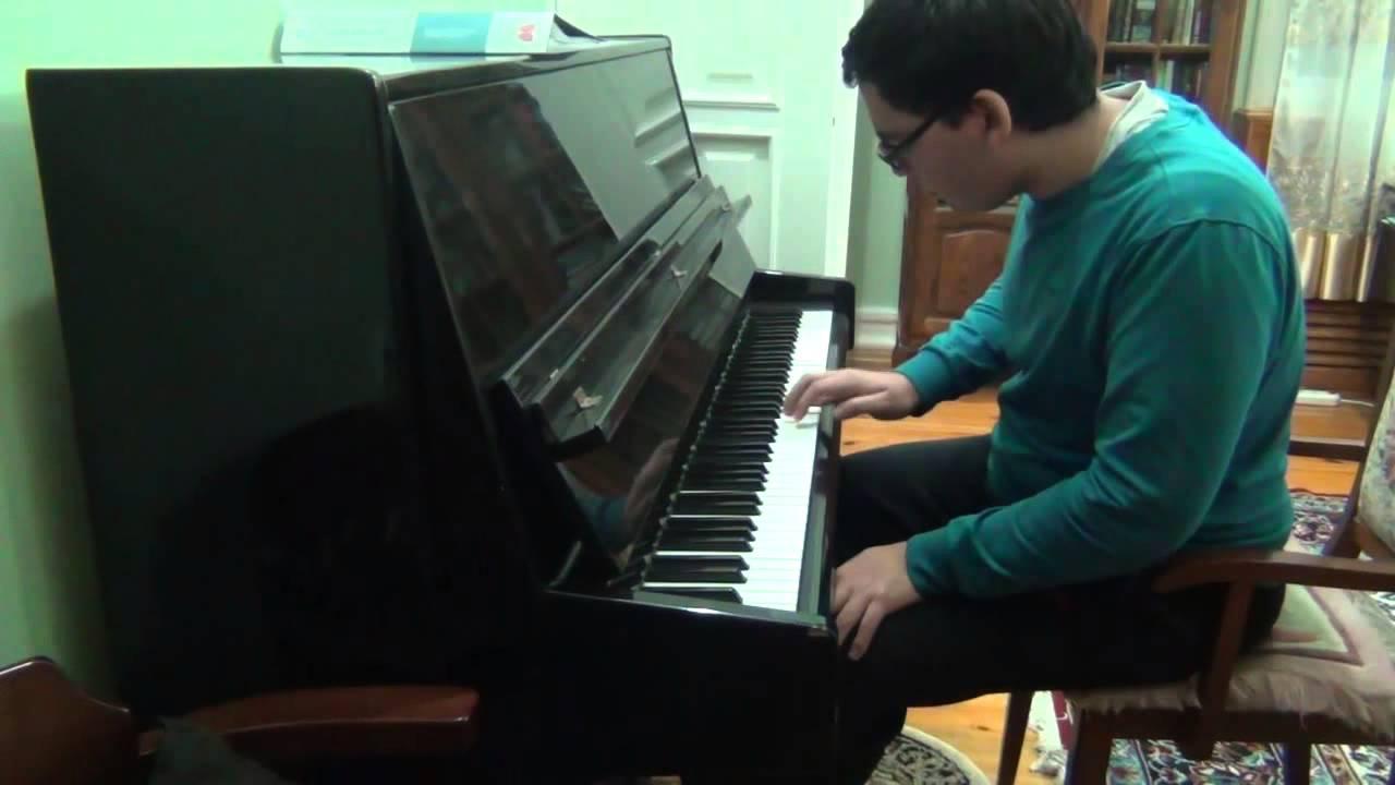 Beethoven 5 Piano