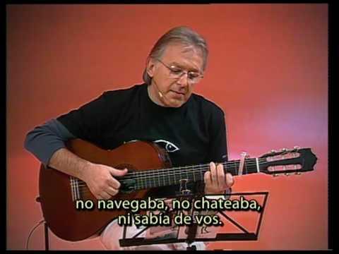 Luis Pescetti - Te Amo Con Lo Que Tengo