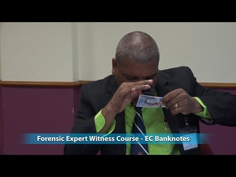 ECCB Connects Season 11 Episode 12 - Forensic Expert Witness Course