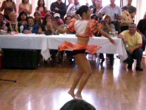 AfroPeruvian Dance Competition Valentina de Oro 2009, CA 2035 YearOld Category