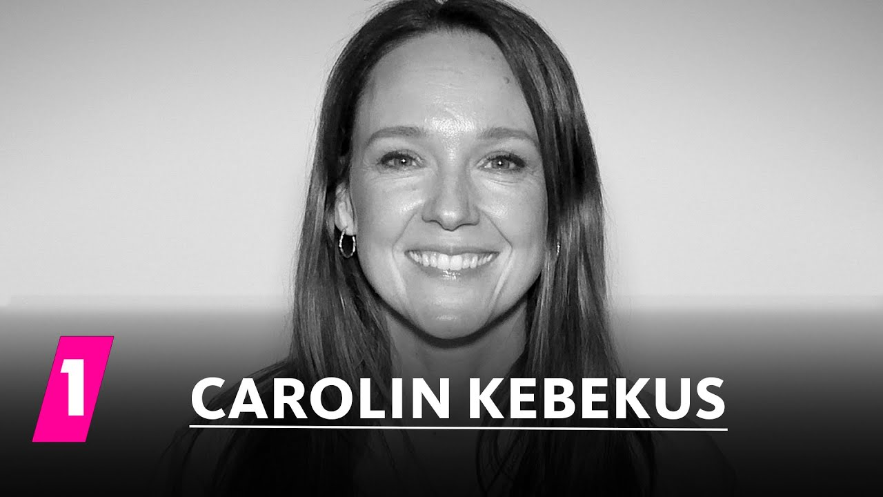 Carolin Kebekus im 1LIVE Fragenhagel | 1LIVE