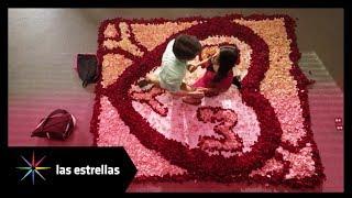La Rosa de Guadalupe: El amor es más fuerte | Este Martes #ConLasEstrellas