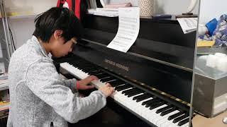Arthur - Piano - Mozart Rondo Alla Turca