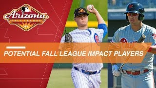 Potential impact players in the Arizona Fall League