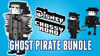 Disney Crossy Road Ghost Pirate Bundle - Dead Men Tell No Tales Update! Pirates Of The Caribbean