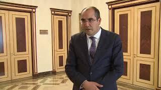 Ինչ է զեկուցել նախարարը Սերժ Սարգսյանին