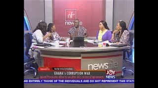 Ghana's Corruption War PT2 -  Newsfile on JoyNews (18-11-17)