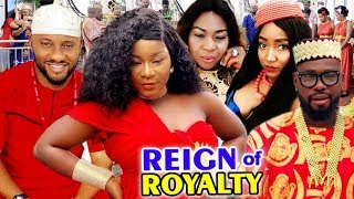 REIGN OF ROYALTY SEASON 1&2 (YUL EDOCHIE/DESTINY ETIKO) 2020 LATEST NIGERIAN NOLLYWOOD MOVIE