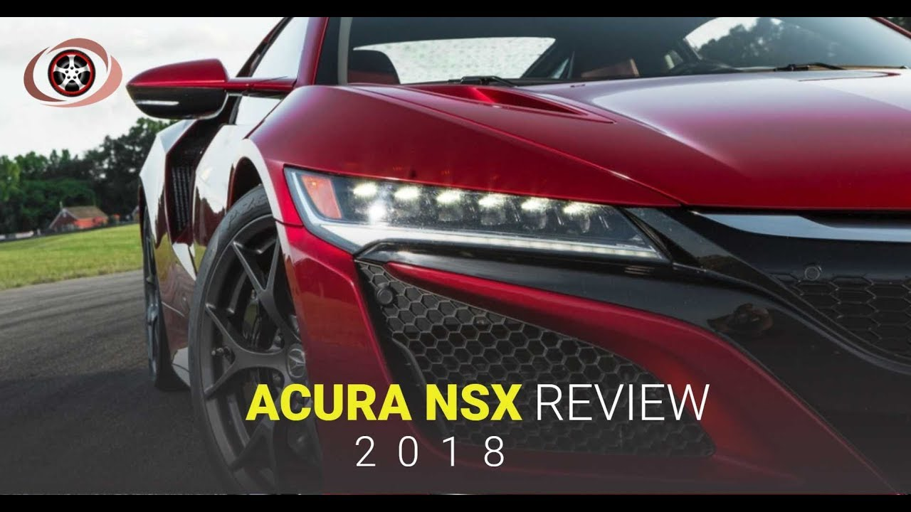 New 2018 Acura NSX Convertible Car Full Review