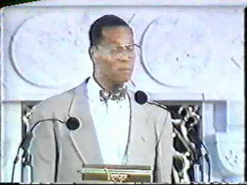 The Hon. Min. Louis Farrakhan - Hard Trials Are Necessary To