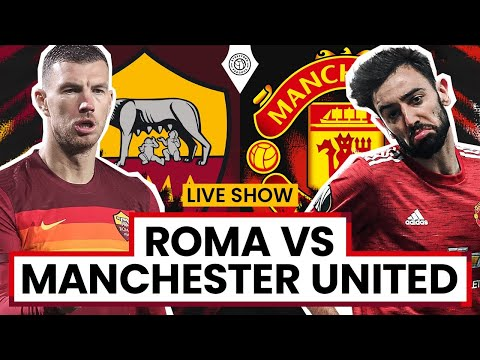 Roma 3-2 Manchester United | LIVE Stream Watchalong