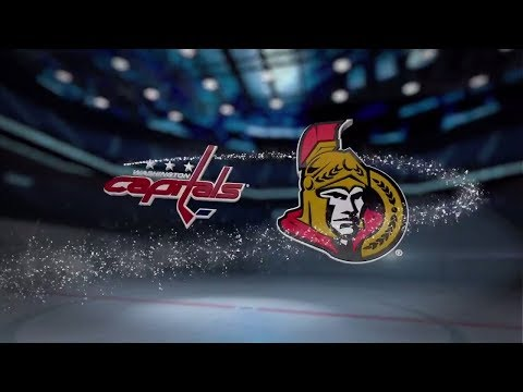 Washington Capitals vs Ottawa Senators - October 5, 2017 | Game Highlights | NHL 2017/18.Обзор матча