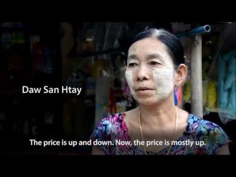 The Myanmar Economy: Why It Matters to All of Us