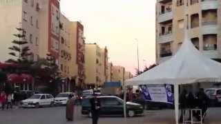 الشارع الرئيسي في ولاد اوجيه   Ouled Oujih