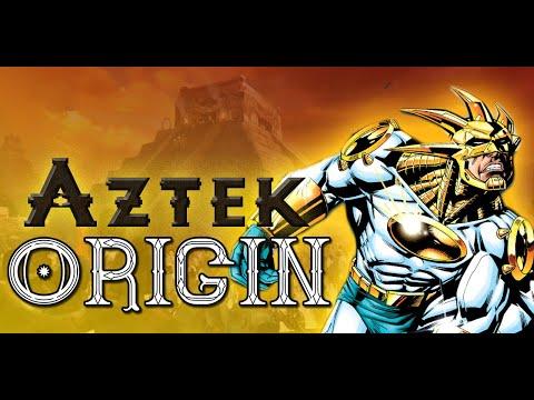 Aztek Origin   DC Comics
