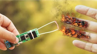 How To Make a Plazmatic Lighters || DIY Electric Arc Lighters