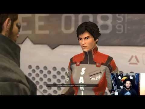 Deus Ex HR Let's Play #16: Malik !!!
