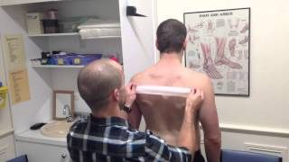 How To - Tape to Improve Posture