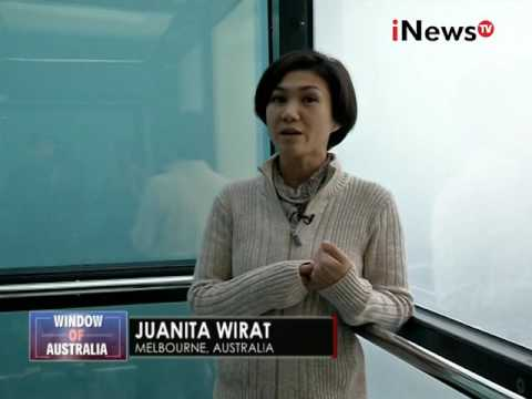 Jelajah Australia, Menikmati senja dari gedung tertinggi di Australia - iNews Malam 18/08