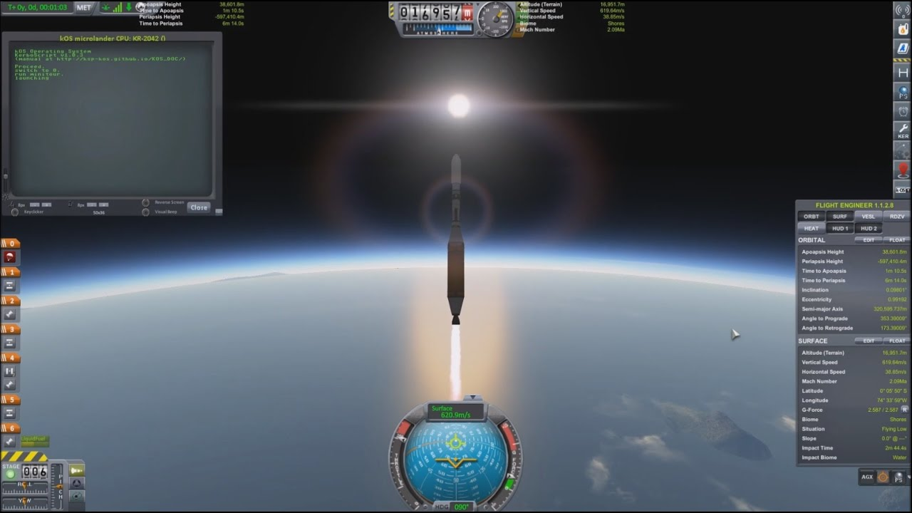 Fly Me to the Mun (and Minmus)