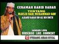 TERBARU CERAMAH HABIB BAHAR-TENTANG MAULID NABI MUHAMMAD SAW