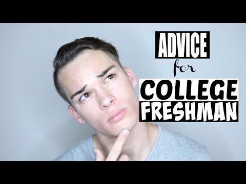 Advice for College Freshman| Life Saving Tips