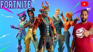 FortNite With subs join up & help me get Recommend me to 50 like