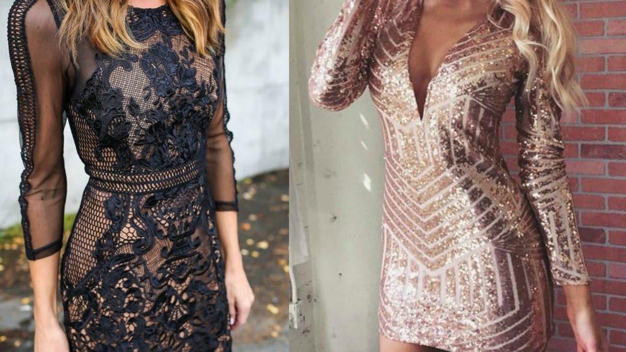 Vestidos de fiesta para mujeres de 20 aСЂС–РІВ±os