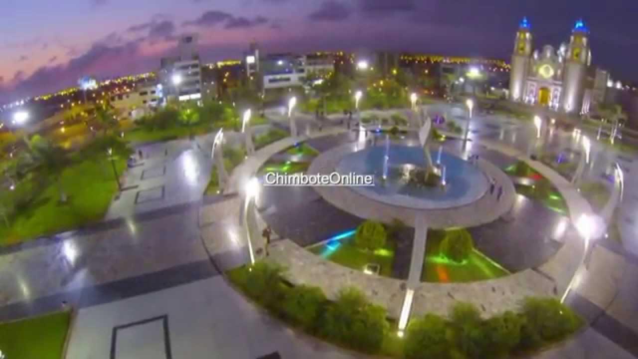 Fotos de la plaza mayor de nuevo chimbote 57