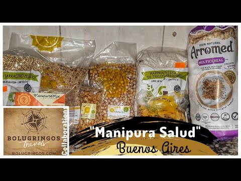 ManiPura Salud: the best biological and organic food in Buenos Aires.