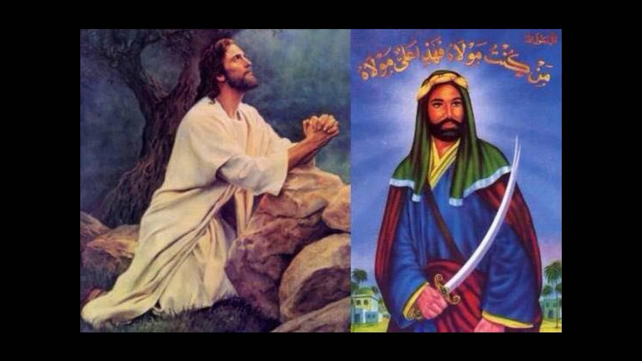 подтверждение тому пророк иса картинка расположены