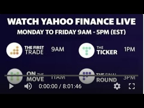 LIVE Market Coverage: Wednesday July 1 Yahoo Finance