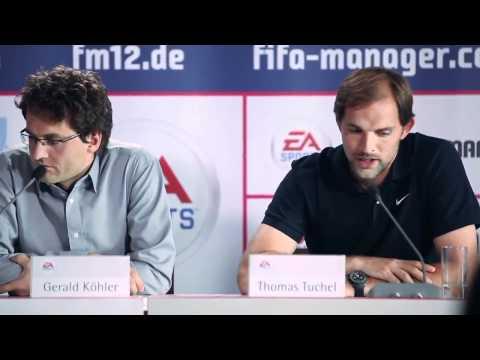 FIFA Manager 12 - 3D Match Trailer