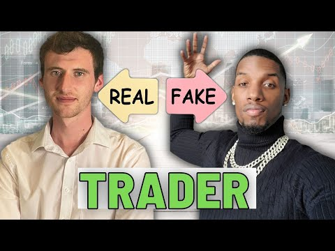 Forex IMPOSTERS VS. REAL Traders | Jeremy Cash CEO VS Technical FX