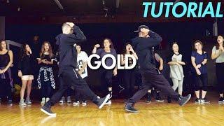 Kiiara - Gold (Dance Tutorial) | Mihran Kirakosian Choreography