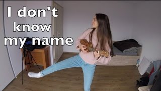 I DON T KNOW MY NAME PERFECTLY IMPERFECT UKULELE COVER