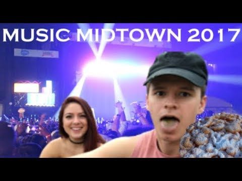 MUSIC MIDTOWN 2017 | REVIEW (feat future, russ, young thug, blink 182, etc)