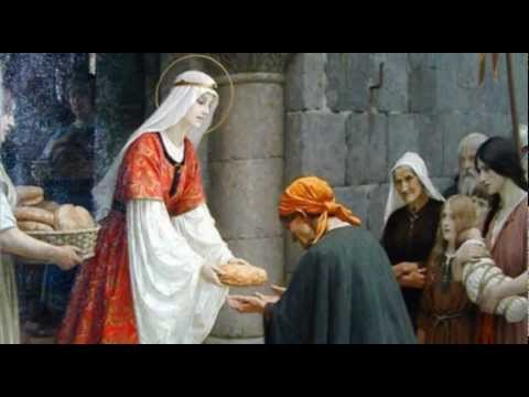 A Woman for Our Time: St. Elizabeth of Hungary