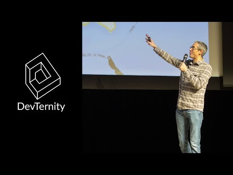 DevTernity 2016: Simon Brown - The Art of Visualising Software Architecture