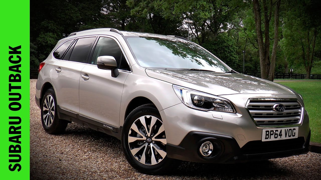 New Subaru Outback Review - YouTube