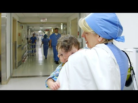 Violet's Journey - Part three: Inside the Operating Room | Boston Children's Hospital